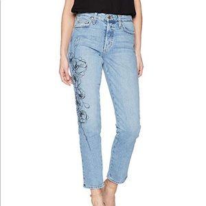 Rare! NWT Joe's Jeans high rise Jazzie jean 25